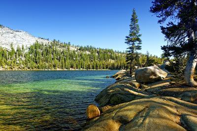 Gaylor Lakes - Yosemite National Park - Californie - United States