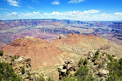 Desert view - Grand Canyon - National Park - Arizona - United States