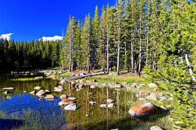 Lakes - Yosemite National Park - Californie - United States