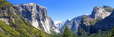 Panoramic Landscape - Yosemite National Park - Californie - United States