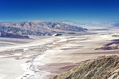 Dante's view - Blacks mountains - Death Valley National Park - California - USA - North America