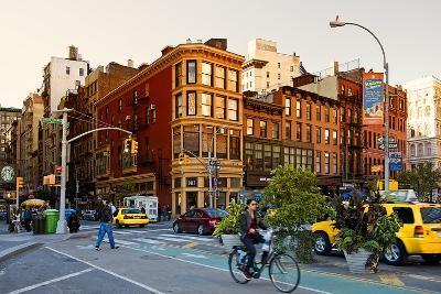 Urban Landscape - Union Square - Manhattan - New York City - United States