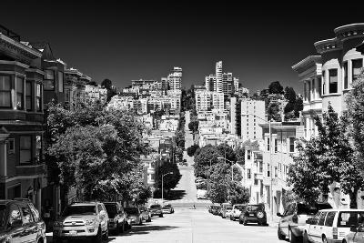 Hyde Street - Downtown - San Francisco - Californie - United States