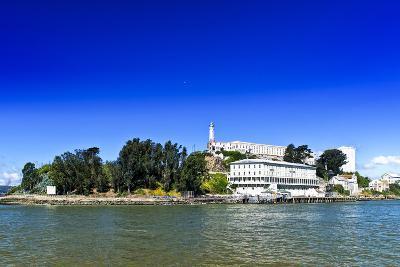 Landscape - Alcatraz Island - Prison - San Francisco - California - United States