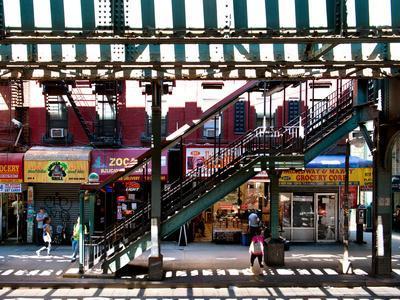 Subway Station, Williamsburg, Brooklyn, New York, United States