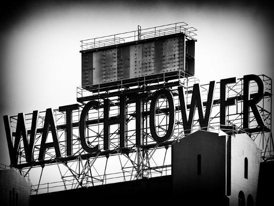 The Watchtower Jehovahs Witnesses Brooklyn Manhattan New York