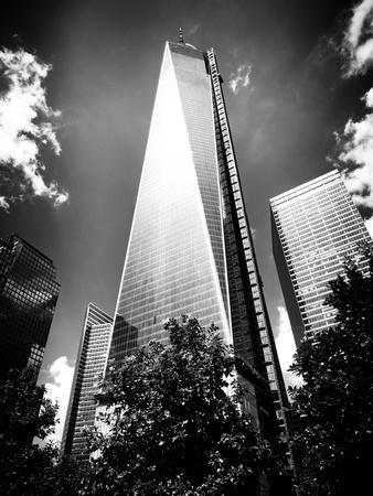 Architecture and Buildings, One World Trade Center (1WTC), Manhattan, New York, USA