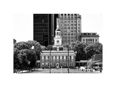 Independence Hall and Pennsylvania State House Buildings, Philadelphia, Pennsylvania, US