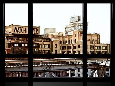 Window View, Special Series, Watchtower, Brooklyn, New York, United States