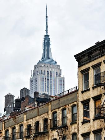 Architecture and Buildings, Empire State Building, Midtown Manhattan, New York City, United States