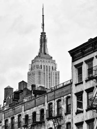 Architecture and Buildings, Empire State Building, Midtown Manhattan, NYC
