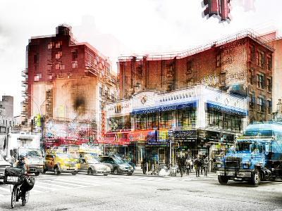 Urban Vibrations Series, Fine Art, Soho, Manhattan, New York City, United States