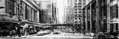 Urban Vibrations Series, Fine Art, Urban Style, Manhattan, New York City, United States