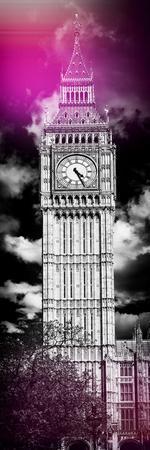 Big Ben - City of London - UK - England - United Kingdom - Europe - Photography Door Poster