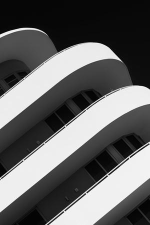 Art Deco Architecture of Miami Beach - South Beach - Florida