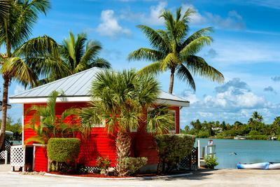 The Red House by the Sea - Florida