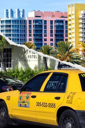 Dual Torn Posters Series - Miami