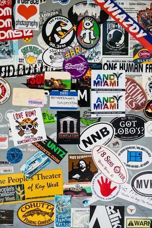 Urban Stickers - Street Art US - Key West - Miami