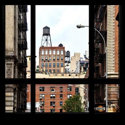 View from the Window - NYC Architecture