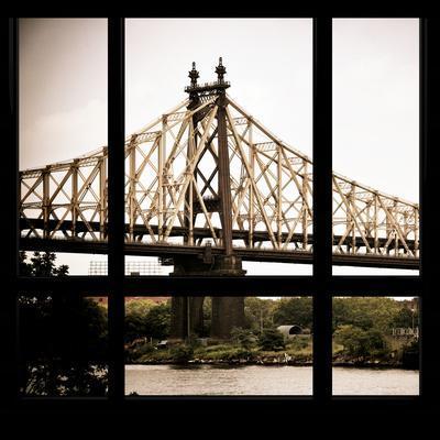 View from the Window - Queensboro Bridge