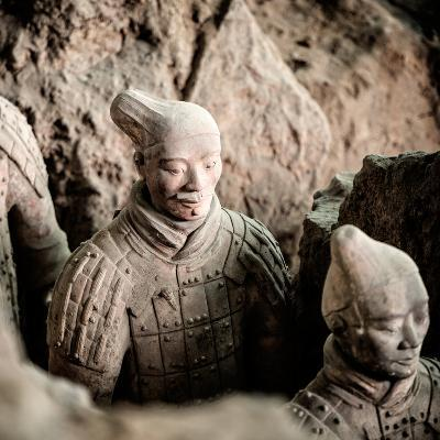 China 10MKm2 Collection - Army of Terracotta Warriors - Shaanxi Province