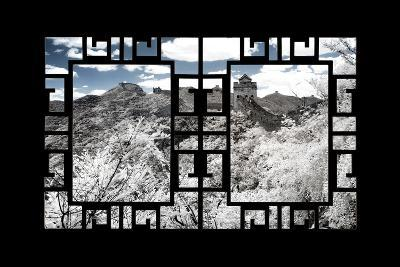 China 10MKm2 Collection - Asian Window - Another Look Series - Great Wall of China