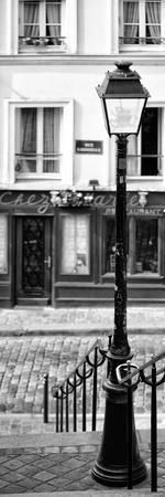 Paris Focus - Steps to Montmartre