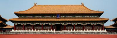 China 10MKm2 Collection - Forbidden City Architecture