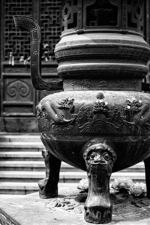 China 10MKm2 Collection - Detail Buddhist Temple