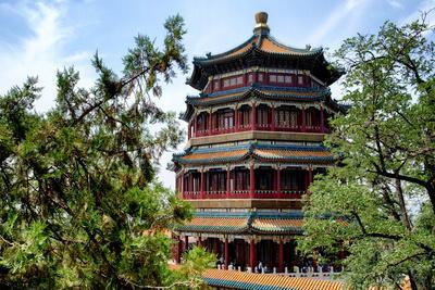 China 10MKm2 Collection - Summer Palace