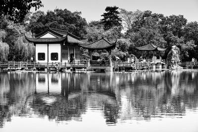 China 10MKm2 Collection - Temple Reflections