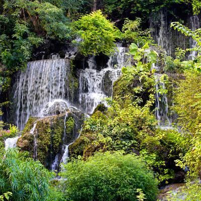 China 10MKm2 Collection - Natural Waterfalls