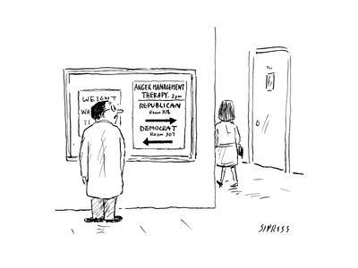 Anger Management - Cartoon