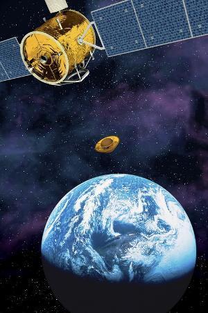 Mars Sample Return Capsule, Artwork
