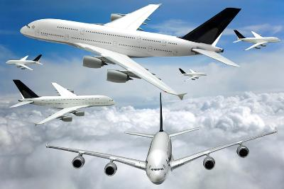 Air Traffic, Conceptual Image