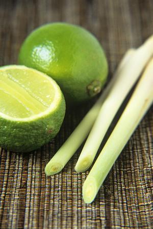 Limes And Lemongrass