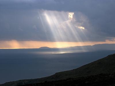 Shafts of Sunlight