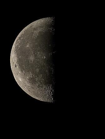 Waning Half Moon