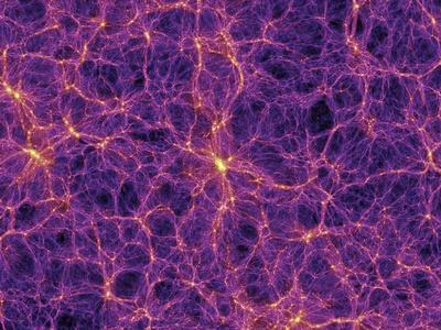 Dark Matter Distribution