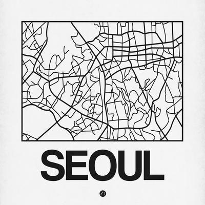 White Map of Seoul