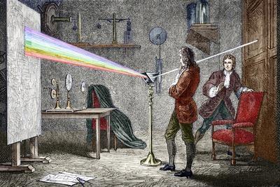 Newton's Optics