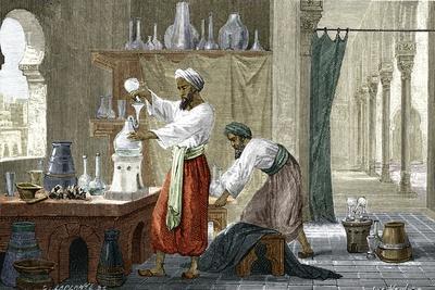 Rhazes, Islamic Scholar