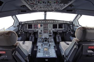 Airbus A330 Cockpit