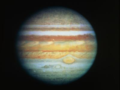 Image of Jupiter Taken with the Hubble Telescope