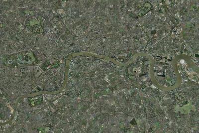 London, Aerial Image