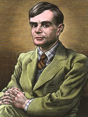 Alan Turing, British Mathematician