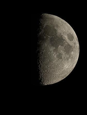 Waxing Half Moon