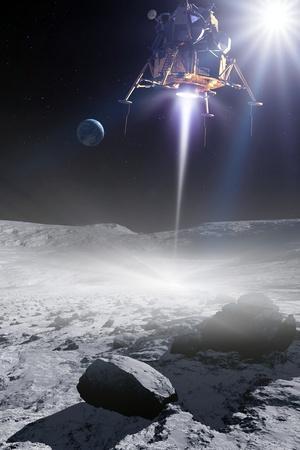 Apollo 11 Moon Landing, Artwork