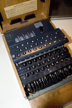 Enigma Code Machine