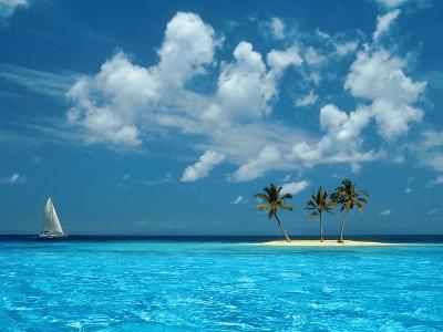 Sailing on the Blue Sea